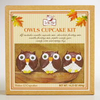 In the Mix Owl Cupcake Mix