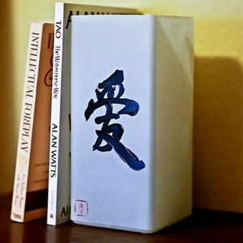$59.99 Chinese Calligraphy Lamp Frosted Glass Lighting:  Love by televised