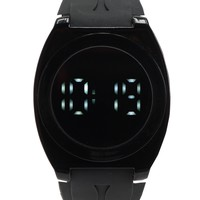 Aeropostale  Mens LED Watch - Black, One