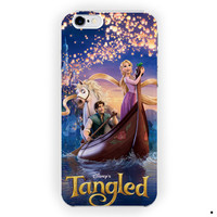 Disney Tangled Rapunzel Movie For iPhone 6 / 6 Plus Case