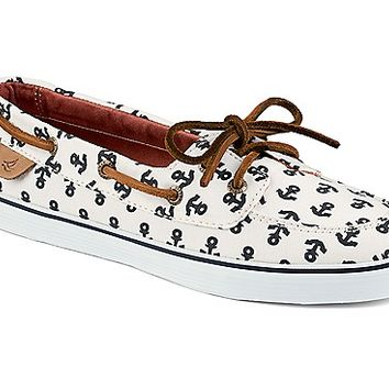 MALIBU ANCHOR PRINT SLIP-ON SNEAKER