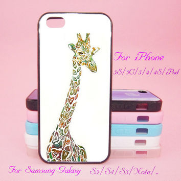 Giraffe,iPod Touch 5,iPad 2/3/4,iPad mini,iPad Air,iPhone 5s/ 5c / 5 /4S/4 , Galaxy S3/S4/S5/S3 mini/S4 mini/S4 active/Note