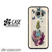 Disney Alice In Wonderland Books Art DEAL-3284 Samsung Phonecase Cover For Samsung Galaxy S7 / S7 Edge