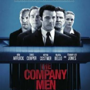 Company Men The poster Metal Sign Wall Art 8in x 12in