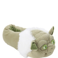 Star Wars Yoda Plush Slippers