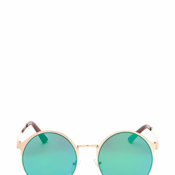 Make The Rounds Vintage Sunglasses