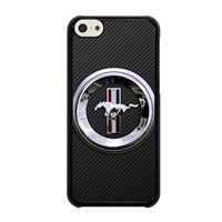 FORD MUSTANG LOGO iPhone 5C Case Cover
