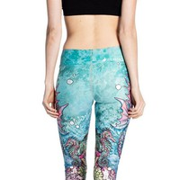 Mermaid Underwater Leggings