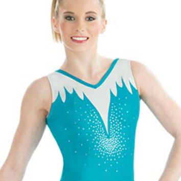 Winter Storm Tank Leotard from GK Elite