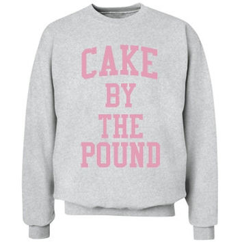 Cake by the pound sweatshirt, Flawless sweat shirt,Cake by the pound shirt,Beyonce shirt,Beyonce top,Crewneck multiple colors
