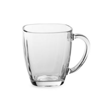 Libbey® Tempo Square Glass 14-Ounce Mug