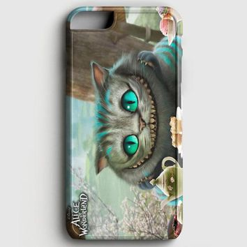 Alice In Wonderland Cat Disney iPhone 6 Plus/6S Plus Case