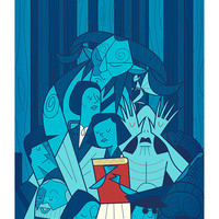 """Pan's Labyrinth"" Variant by Ale Giorgini"