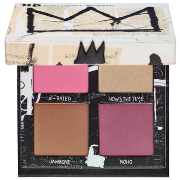 Sephora: Urban Decay : UD Jean-Michel Basquiat Gallery Blush Palette : cheek-palettes