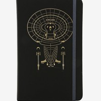 Star Trek U.S.S. Enterprise Hardcover Journal