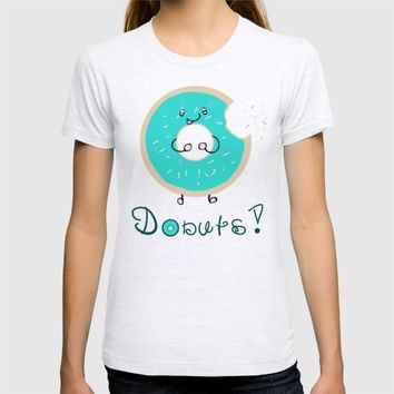 Donuts! T-shirt by CuteFoods
