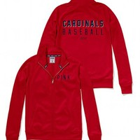 St. Louis Cardinals Track Jacket