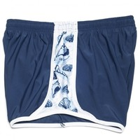Beachcomber Shorts in Navy by Krass & Co.