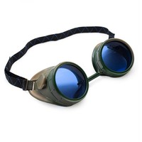 Woodland Camo Goggles | Cyber Rave Burner Goggles from RaveReady