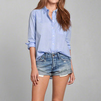 Lightweight Boyfriend Shirt