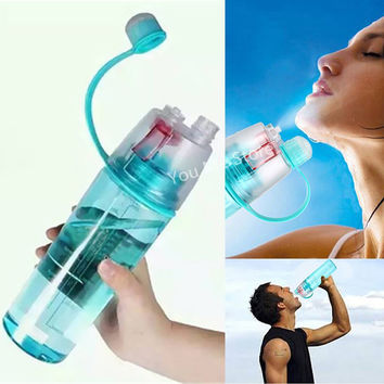 Water Bottle Simple and Stylish Plastic Bottle 600ML Newest Arrival
