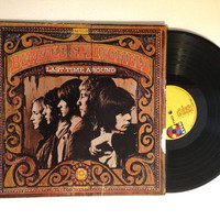 OCTOBER SALE Buffalo Springfield Last Time Around LP Album On The Way Home Folk Rock 1968 Vinyl Record