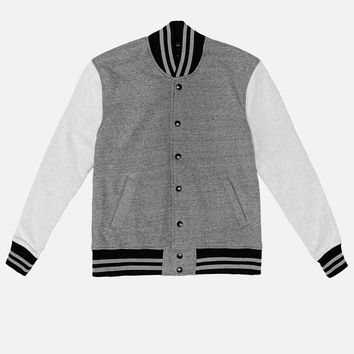 Stadium Jacket / Reverse Terry