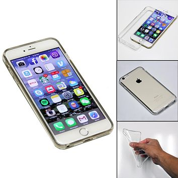 Premium Ultra Slim Soft TPU Clear Gel Case For iPhone 6, 6S, 6 Plus, 6S Plus