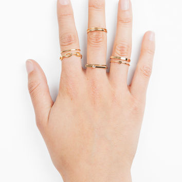 8 Other Reasons Missing Link Ring Set