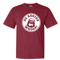 Texas A&M Aggies Jeep shirt