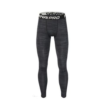 Men's Compression Running Pants