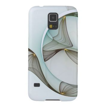 Fractal Abstract Elegance Case For Galaxy S5