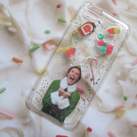 Buddy The Elf Food Group Christmas iPhone Case