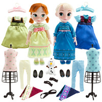 Anna and Elsa Doll Gift Set - Disney Animators' Collection