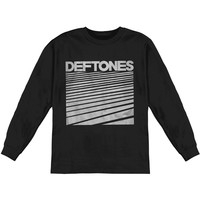 Deftones Men's  Blinds  Long Sleeve Black