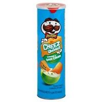 Pringles Cheddar & Sour Cream Potato Crisps - 5.96oz