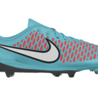 Nike Magista Opus iD Custom Men's Soccer Cleats - Blue