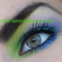 Fairy eyes Weather Fairy Contact Lenses