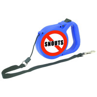 Dog decal - 'no snouts' - vinyl decal sticker - perfect for flat faced, smoosh faced, short muzzle dog lovers