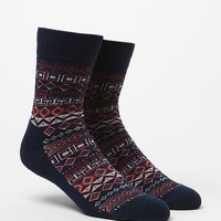 Ski Sweater Crew Socks