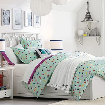Elsie Multi Dot Duvet Bedroom
