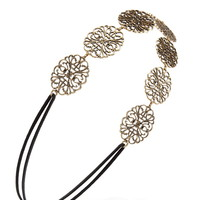 Ornate Filigree Charm Headband | Forever 21 - 1000180746