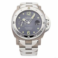 Panerai Luminor Submersible Automatic-self-Wind Male Watch PAM00170 (Certified Pre-Owned)