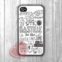 bastille song collage-1naa for iPhone 4/4S/5/5S/5C/6/ 6+,samsung S3/S4/S5,S6 Regular,S6 edge,samsung note 3/4
