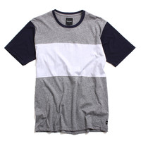 Homie Basic T-Shirt Grey Melange