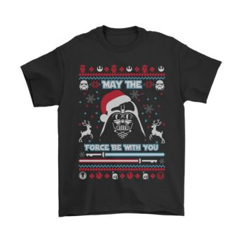 PEAPCV3 May The Force be With You Darth Vader Star Wars Shirts