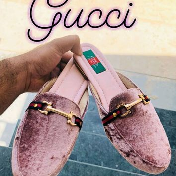 Gucci Women Shoes