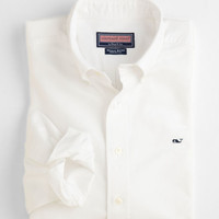 Solid Oxford Whale Shirt