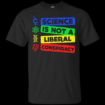 Science Is Not A Liberal Conspiracy