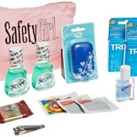 Safety Girl SFTGIRL1000001142 11 Piece Ladies Night Out Kit